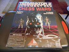 Terminator 2: Judgment Day -- Chess Wars (PC, 1993) BRAND NEW IN BOX