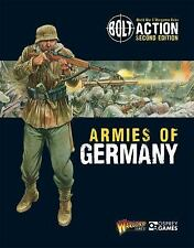 Bolt Action: Bolt Action: Armies of Germany : 2nd Edition by Warlord Games...