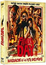 COMBO BLU-RAY + DVD FATHER'S DAY ( MASSACRE A LA FETE DES PERES ) NEUF