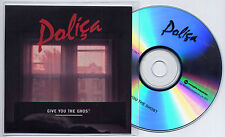 POLIÇA Give You The Ghost 2012 UK 11-trk promo test CD POLICA