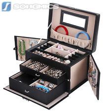 Schmuckkästen Schmuckkoffer schmuckschatulle Jewelry box Organiser set JBC121B
