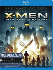 X-Men:Days Of Future Past Ultimate Edition (3D/2D Blu-ray, 2014) FAST SHIPPING!
