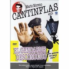 El gendarme desconocido (Cantinflas DVD Nuevo)