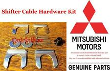 1995 1999 Eclipse Talon 420a &4G63 Turbo 5 Speed Shifter Cable Hardware Kit NEW