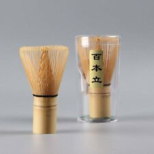 100 Prongs Bamboo Chasen Japanese Matcha Whisk for Preparing Matcha