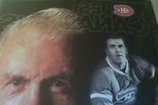 HOCKEY/CANADIENS MAGAZINE/ MAURICE RICHARD SPECIAL 25 PAGES INTERVIEW ISSUE