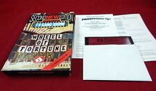 C64: Wheel of Fortune - ShareData 1988