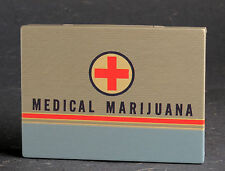 SALE: Blue Q Medical Marijuana Pocket Tin Box  - Not Quite Perfect