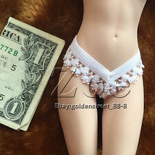 1/6 scale underpantsphicen white-lace pants for phicen hotstuff [pants only]