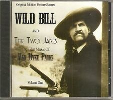 VAN DYKE PARKS Wild Bill and The Two Jakes CD film Music Vol 1 PROMO ONLY