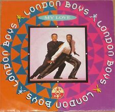 "London Boys, My Love, VG+/EX 7"" Single 0711"