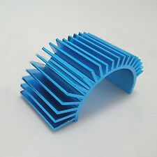 Aluminum 540 550 Motor Heat Sink heatsink for Tamiya HSP Car Truck Blue