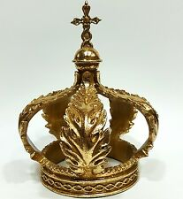 New Crown Statue King Queen Prince Princess His Hers Shelf Table Top  Decor