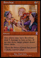 1x Browbeat Time Spiral MtG Magic Red Timeshifted 1 x1 Card Cards