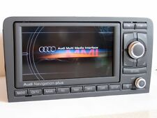 "2017 maps Audi A3 S3 RS3 RNS-E ""S"" version DVD! CHROME MP3 GPS navigation system"