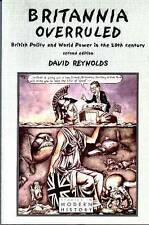 Britannia Overruled: British Policy and World Powers in the 20th Century (Studie