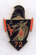 INSIGNE DU GENIE - 72° Bataillon du Génie