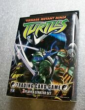 TEENAGE MUTANT NINJA TURTLES Trading Card Game 2 Player Starter Set