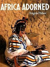 Africa Adorned, Angela Fisher, Good Book