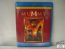 The Mummy: Tomb of the Dragon Emperor (Blu-ray Disc) Brendan Fraser Jet Li
