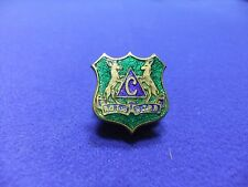 vtg badge robu  utpb C  union club society