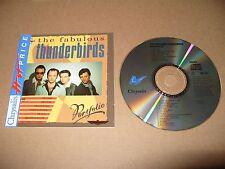 The Fabulous Thunderbirds Portfolio 26 tracks 1987 cd Ex Condition Rare