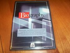 BIOGRAPHY The Popes Legacy of Peter Apostle Pope Church History A&E DVD NEW