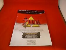 Legend of Zelda Collector's Edition Gamecube Strategy Guide Player's Hint Book