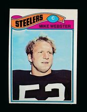 1977 Topps Football #99 Mike Webster NMMT c04664