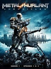 Metal Hurlant Chronicles Saison 1 Epis 01 A 03 - 1 DVD -