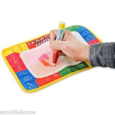 CP1366 29 x 19cm Children Aqua Doodle Drawing Mat + Magic Pen Educational Toy