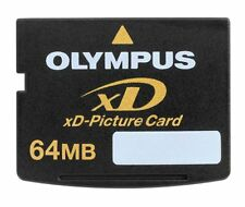 xD Picture Card * 64 MB * Olympus