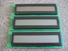 24x2 dotmatrix LCD display modules (optrex DMC24227) FREE UK P&P! 3 for a fiver!