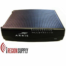 ARRIS TG862G WiFi Telephony Cable Modem Docsis 3.0 Comcast Xfinity TWC Approved