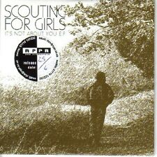 Scouting For Girls - It's Not About You - Rare 3 track promo CD