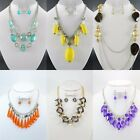 200 PC WHOLESALE LOT FASHION JEWELRY NECKLACE EARRINGS