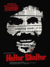Helter Skelter Poster - Mondo - Jay Shaw - Limited Edition of 85