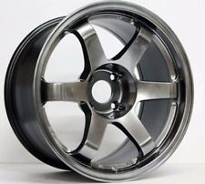 17X9 ROTA GRID WHEELS 4X114.3 RIM +25 AGGRESSIVE FITS 4 LUG ACCORD SENTRA 240SX