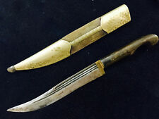 OTTOMAN BICHAK DAGGER sword antique old turkish khandjar knife persian bowie