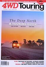 4WD Touring Australia Magazine Issue 39 October 2015 - The Deep North