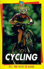 Cycling (Activators) Clive Gifford Very Good Book