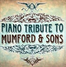VARIOUS-Piano Tribute To Mumford & Son CD NEW