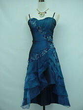 Cherlone Blue Prom Ball Evening Wedding Formal Bridesmaid Dress Size 20-22