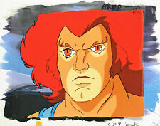 ThunderCats - Original Anime Animation Production Cel - Lion-O Thunder Cats 021