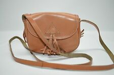 Ecote Urban Outfitters Natural Tan Genuine Leather Mini Crossbody