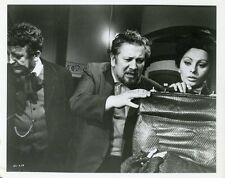 SOPHIA LOREN  PETER USTINOV LADY L 1965 VINTAGE PHOTO ORIGINAL #1