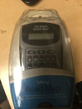 RADIO SHACK TALKING ROAD MAP Part# 63-1219 NEW IN PACKAGE