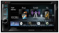"Kenwood 6.2"" Double Din Monitor Receiver w/ Built in Bluetooth DDX392 DDX392B"