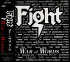 FIGHT War Of Words +1 FIRST PRESS JAPAN CD ESCA 5819 Judas Priest Rob Halford