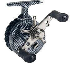 NEW Eagle Claw Inline In Line Ice Reel Graphite 4+1BB ECILIR